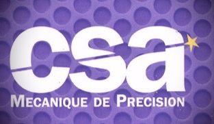 CSA Mécanique de précision